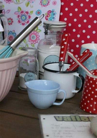 Detalles decorativos para resaltar tus muebles de cocina for Accesorios decorativos para cocina