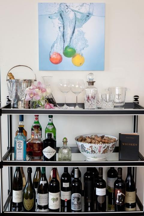 Mini Bar en casa