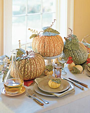 Terrorficos centros de mesa para Halloween