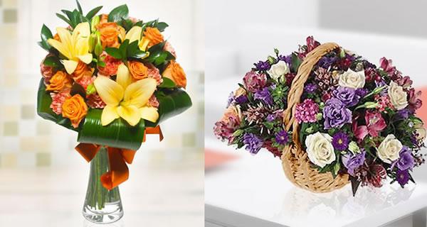Consejos para decorar con flores tu hogar