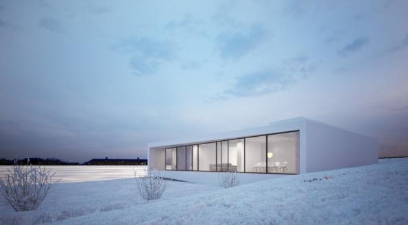 Una casa en Reykjavik