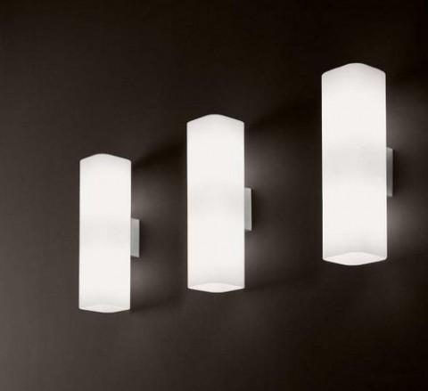 Diseos geomtricos para lmparas de pared