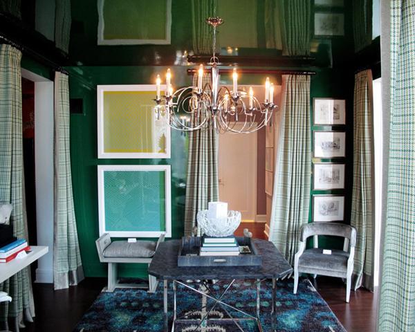 El verde esmeralda es el color del 2013
