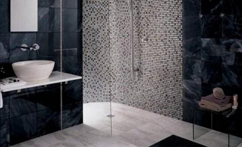 Renueva las paredes con mosaicos
