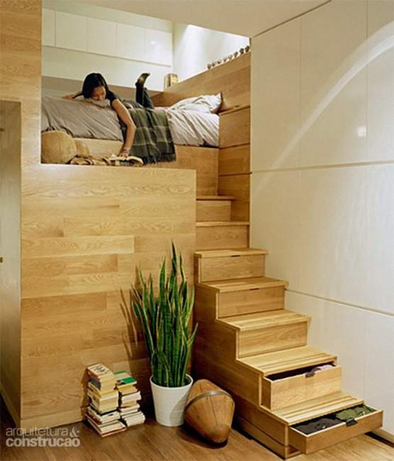 8 ideas de muebles funcionales para espacios pequeos