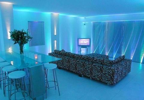 Iluminacin LED para salones y comedores