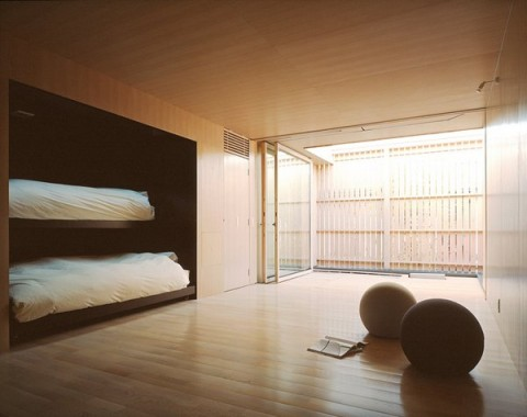 El minimalismo japons convertido en vivienda