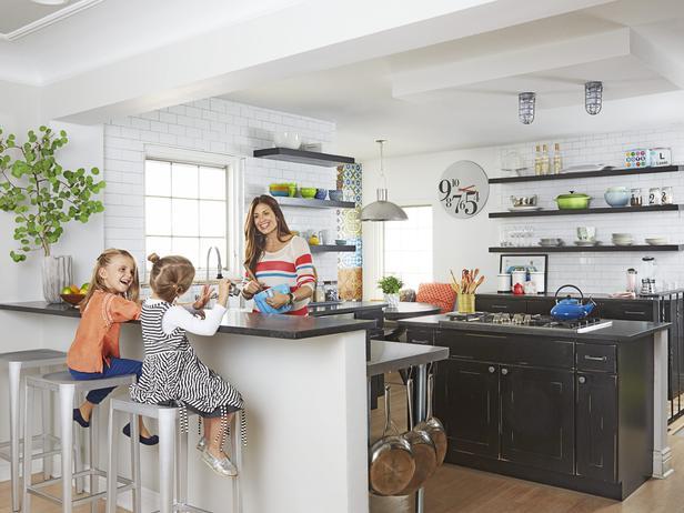 Una cocina con personalidad y estilo