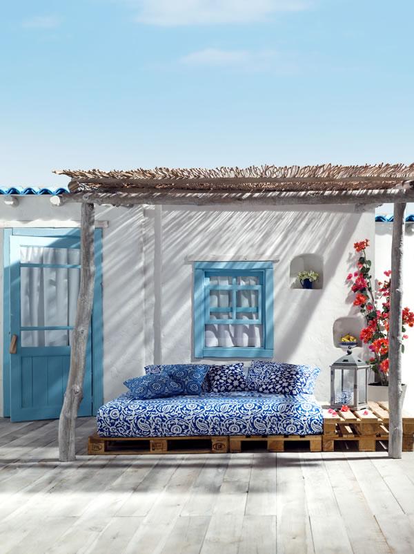Dale estilo mediterrneo a la decoracin de tu hogar