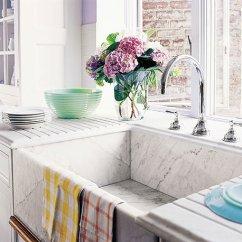 Farm Sinks For Kitchens Best Kitchen Cabinets The Money Lavabos Para Cocinas De Estilo Cottage