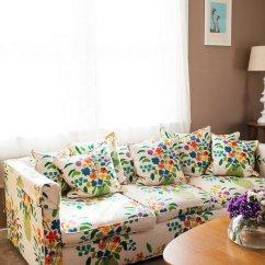 Couch And Sofas Sofa Fabric Wholesale In Bangalore Sofás Con Estampado Floral Para El Living
