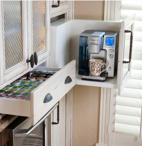 Cmo organizar los pequeos electrodomsticos en la cocina