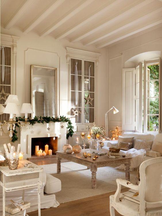 Propuestas para decorar tu sala de estar esta Navidad