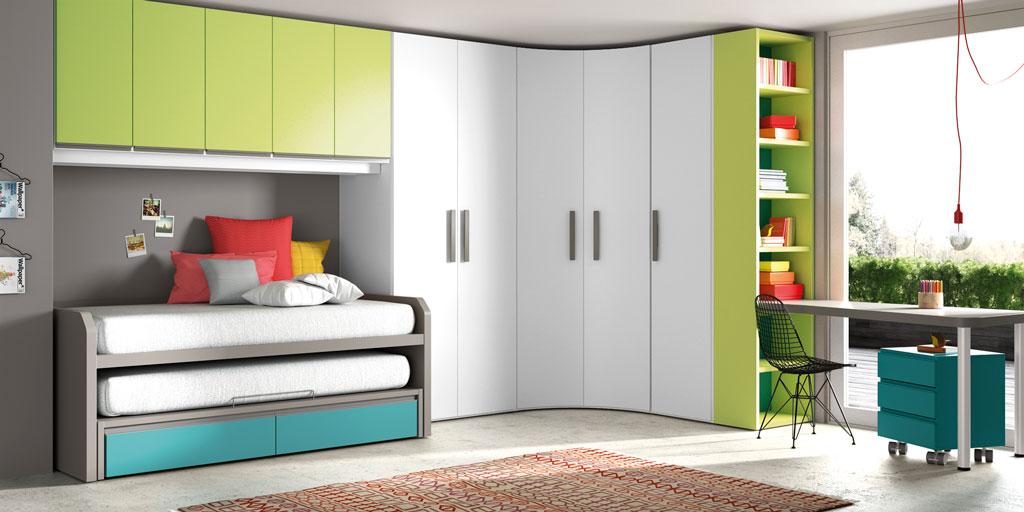 Lagrama presenta sus novedades para dormitorios juveniles