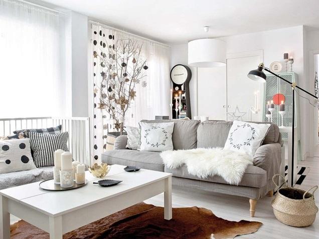 Los 6 estilos ms bonitos para decorar tu living