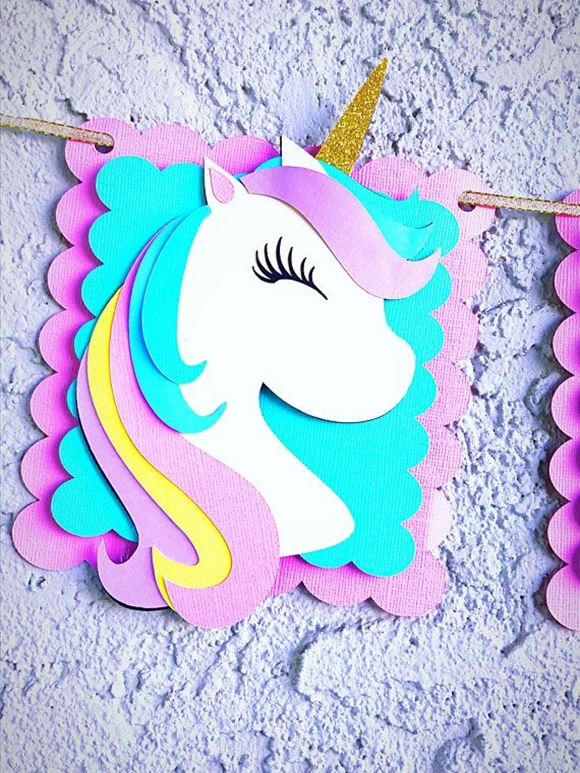 Ideas de decoracin de unicornio para cumpleaos