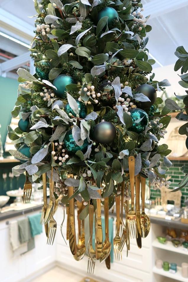 Tendencias de decoracin navidea 2018 y colores