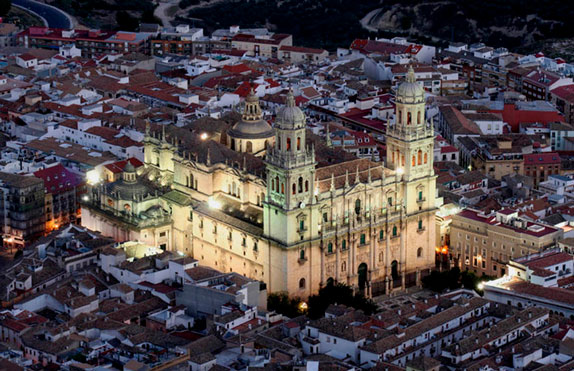 images of the city of Jaen