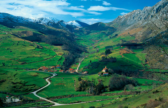images of the city of cantabria