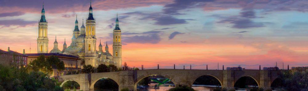 imágenes de la ciudad de sl-Zaragoza