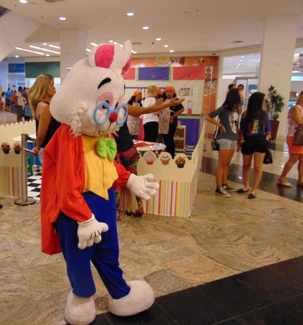 São Gonçalo Shopping_Coelho da Páscoa