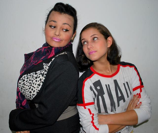 Tal mãe , tal filha