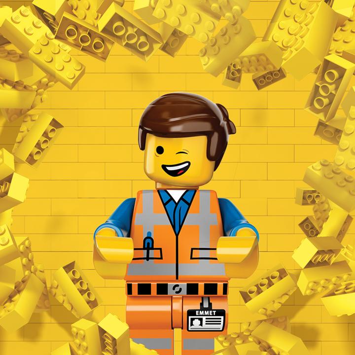 Quinzena de Criação LEGO