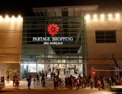 Camerata de Natal no Partage Shopping