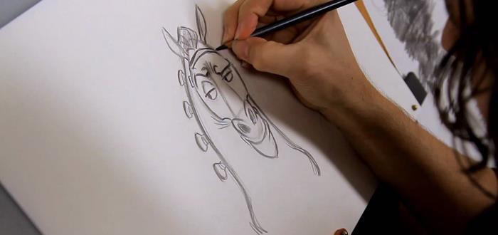 Curso de desenho Senac