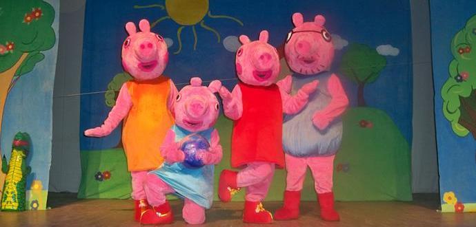 'A Porquinha Feliz'