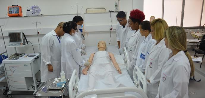 Técnico de Enfermagem-Senac-RJ
