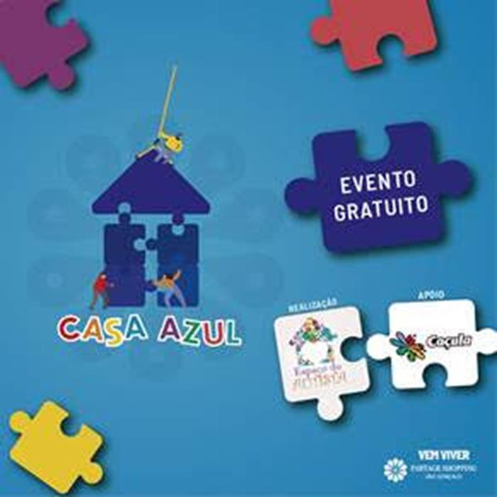 Projeto casa Azul