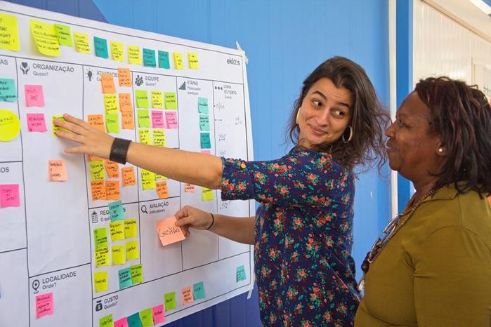 Ensinando a metodologia do Impacto Social