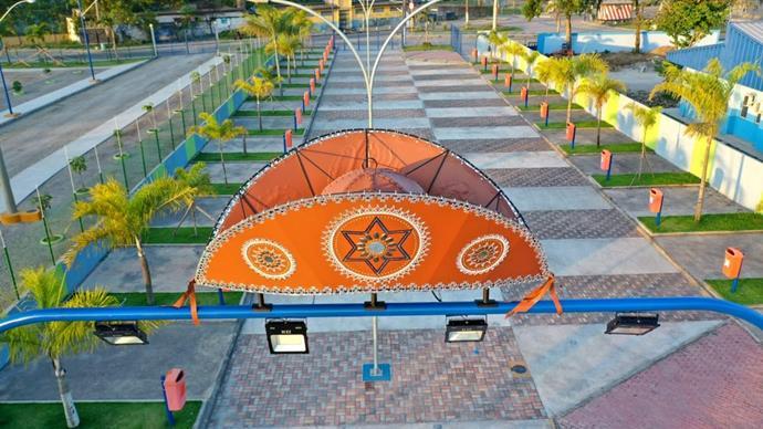 Centro de Tradições Nordestinas em São Gonçalo
