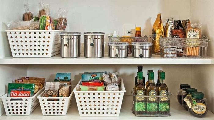 Como manter a cozinha organizada em tempos de pandemia