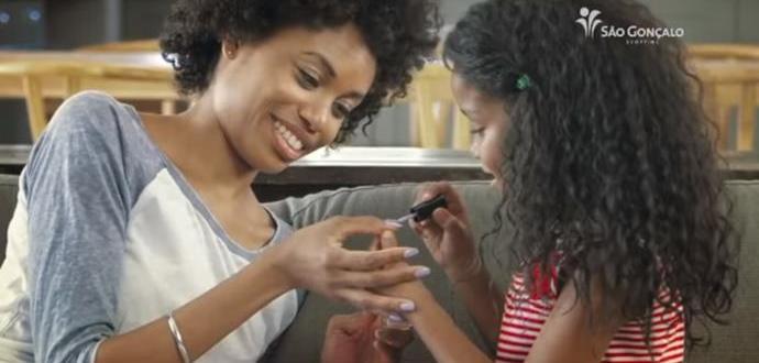 São Gonçalo Shopping, da Aliansce Sonae, lança campanha O Mundo é melhor pelos olhos dela, para o Dia das Mães