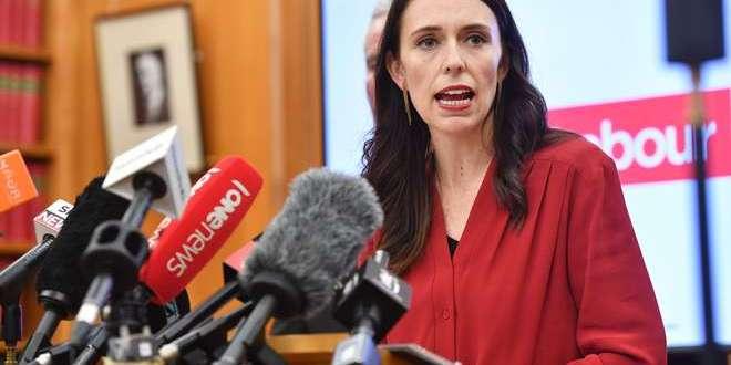 primeira ministra da Nova Zelândia