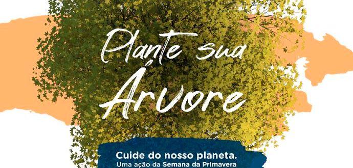 São Gonçalo Shopping celebra Dia da Árvore com doação de mudas da Mata Atlântica