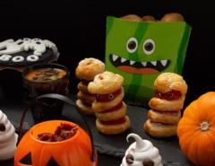 Grife de Buffet D.A Gastronomia inova com menu especial para Halloween