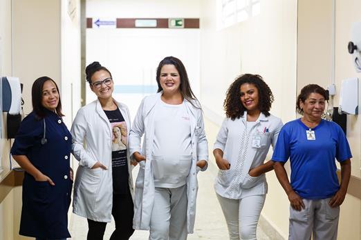 Pátio Alcântara - Exposição #EmpoderaEla - Ariana, Clarisse, Lorenna, Nayara, Maria Elda