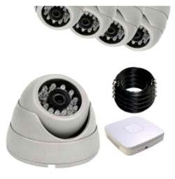 ¿Cámaras de vigilancia inalámbricas o alámbricas?