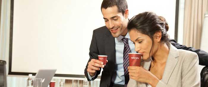 Tipos de café para oficina