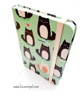 Cuaderno Premium Gatos