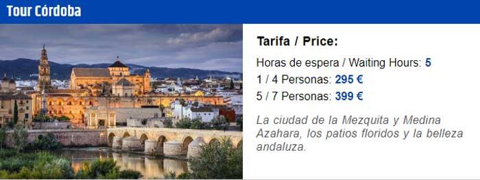 Tour Córdoba