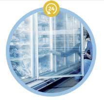 Frío industrial Supermercados