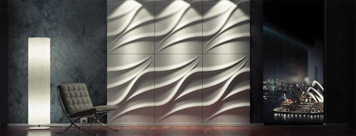 Paneles techos decorativos