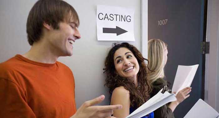 Casting actores