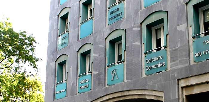 Fachada Clínica Dental Colchero Cervantes