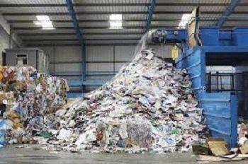Maquinaria destrucción documentos