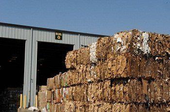 Servicios de destrucción de documentos y reciclaje de papel